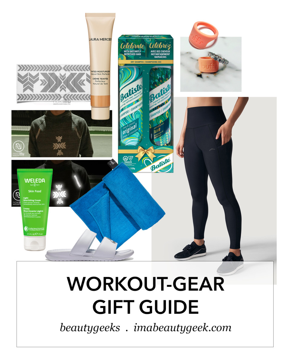 workout gear giftguide header