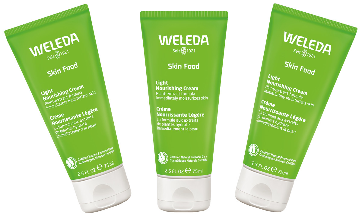 Weleda Skin Food Light Nourishing Cream is a lighter version of the cult favourite