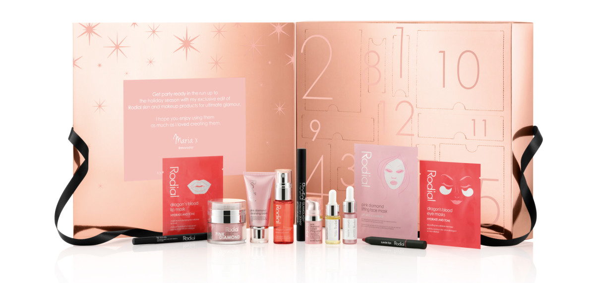 Rodial 12 Days of Red Carpet Glamour Calendar