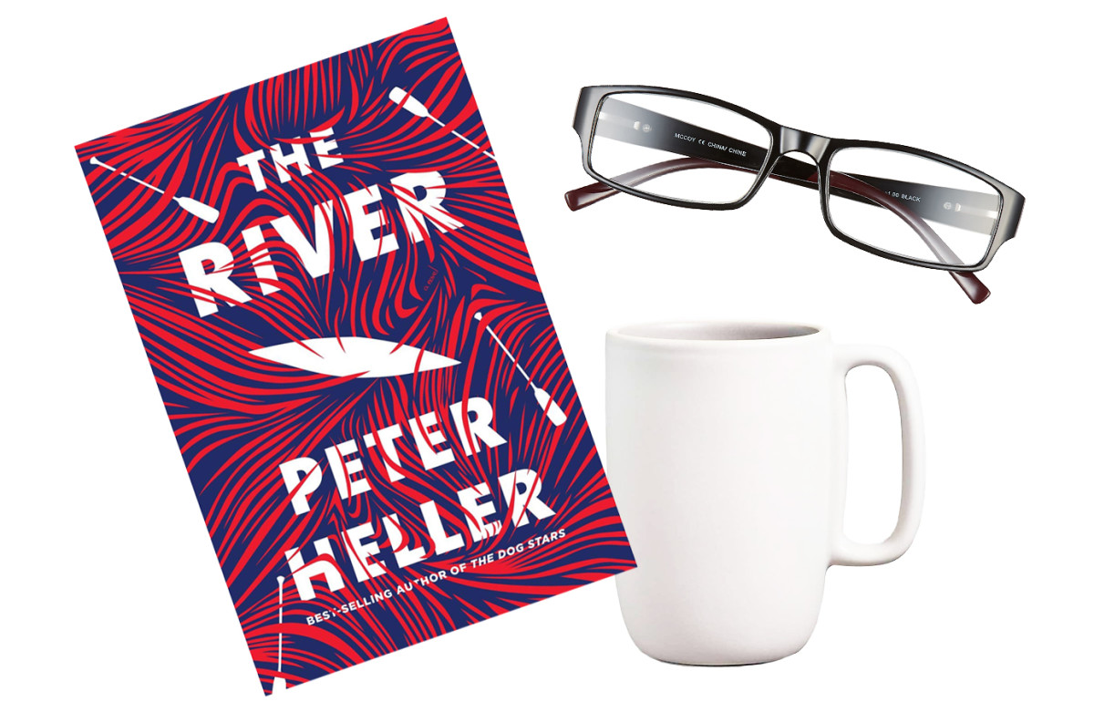 Peter Heller's The River: A Novel