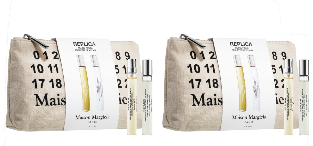Maison Margiela Replica Rollerball Duo: Lazy Sunday Morning and Beach Walk