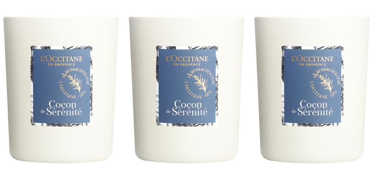 L'Occitane Cocon de Sérénité candle