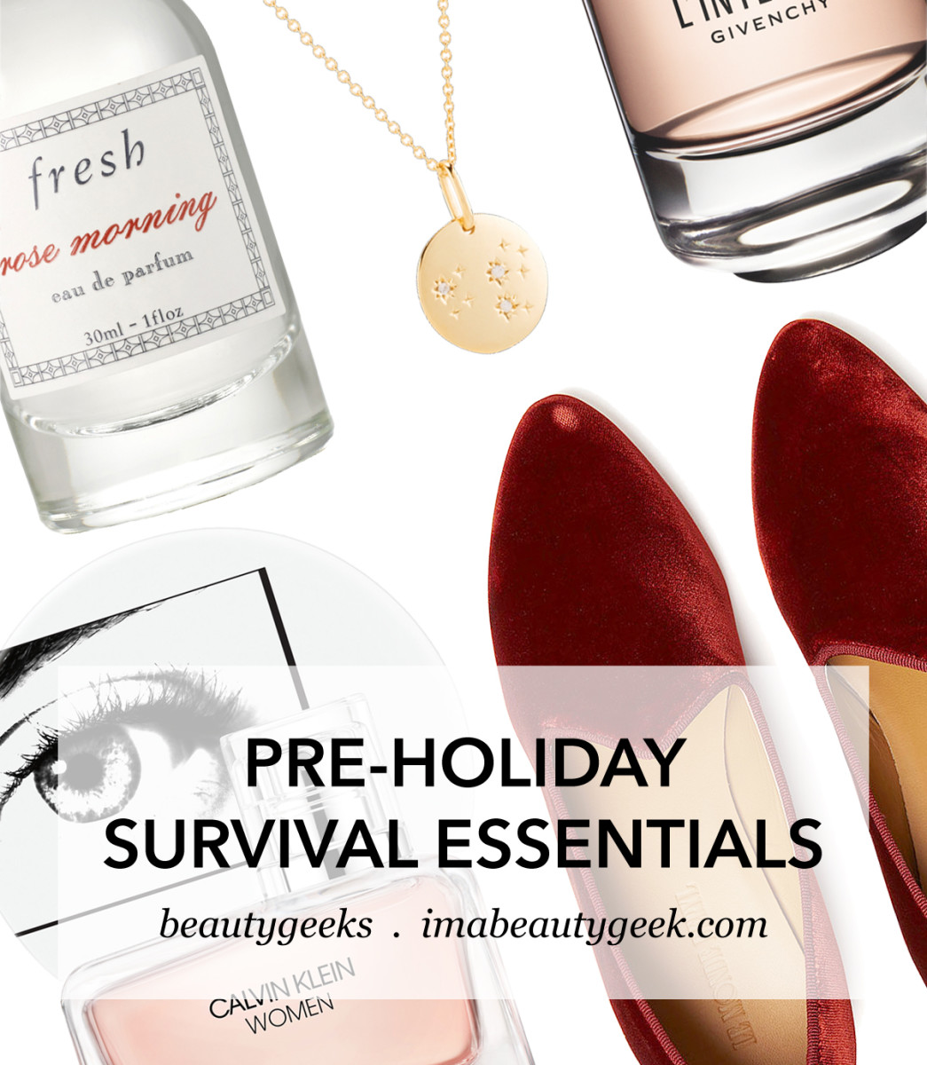 Pre-Holiday Survival Kit Essentials_red shoes promo image