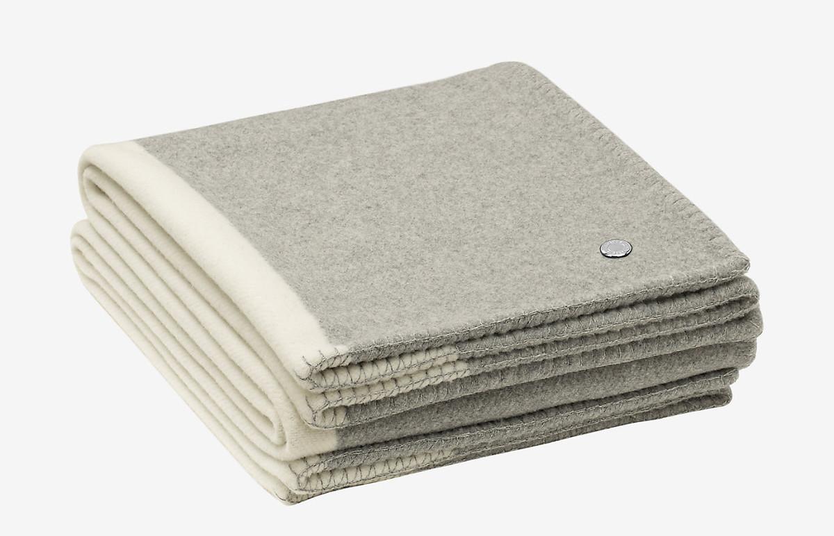 Hermès Avoine blanket