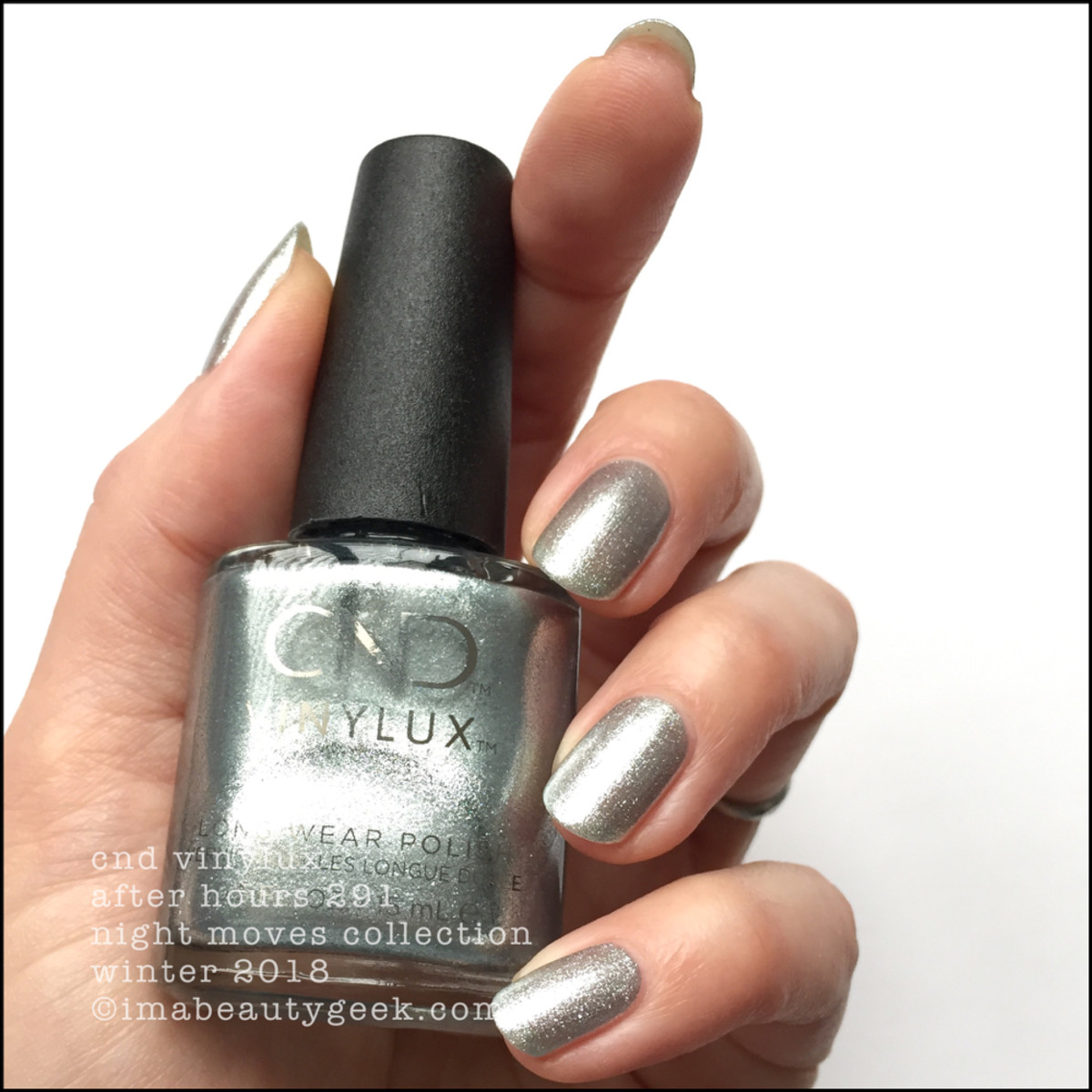 CND After Hours 291 - Vinylux Night Moves Collection 2018