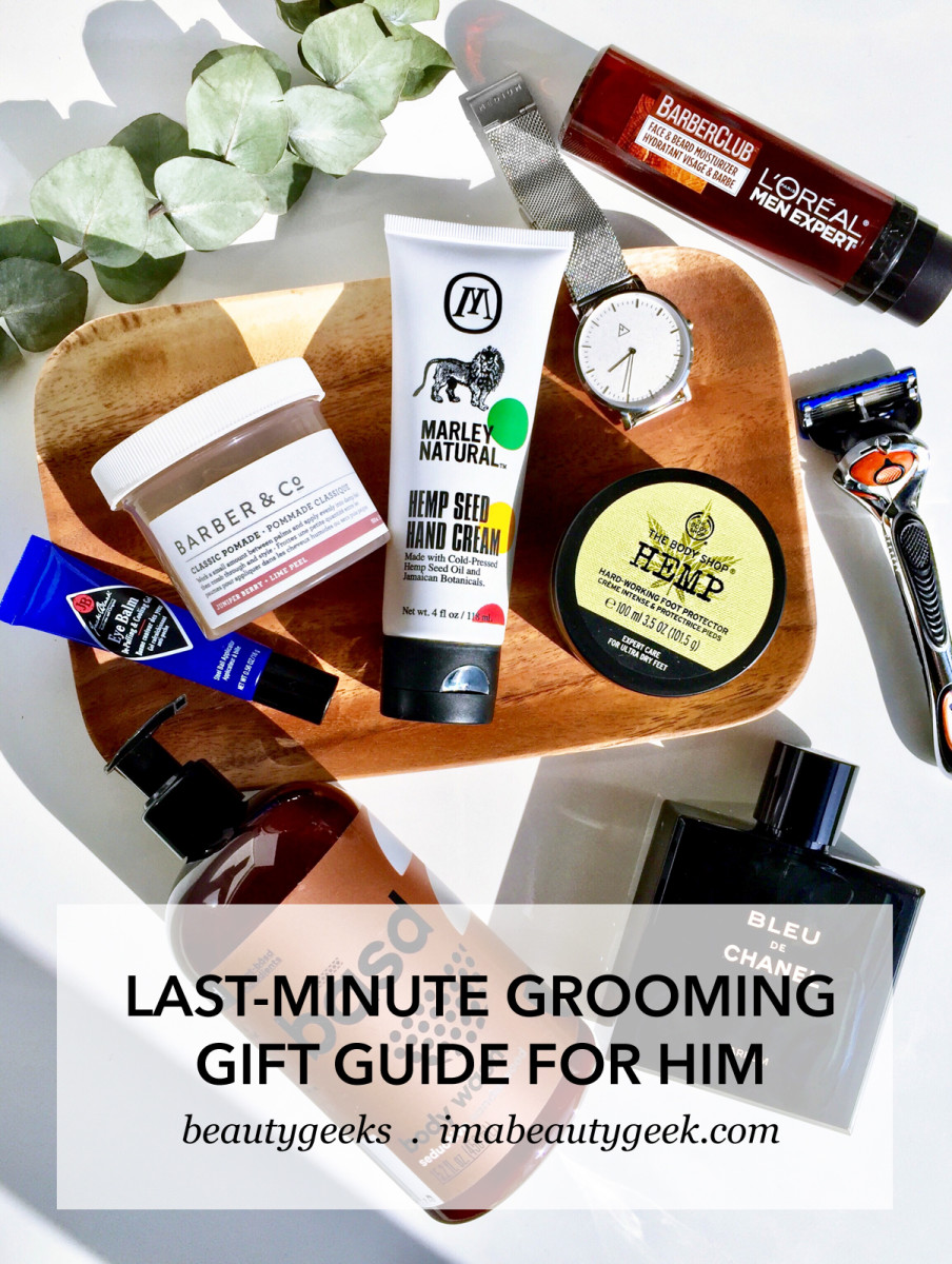 Last-Minute Gift Guide for Him opening image