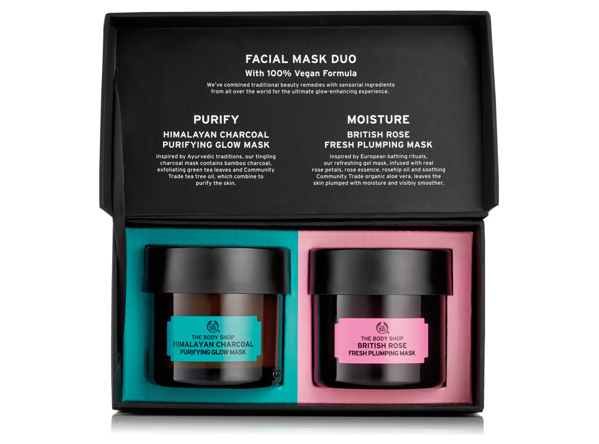 The Body Shop Facial Mask Duo