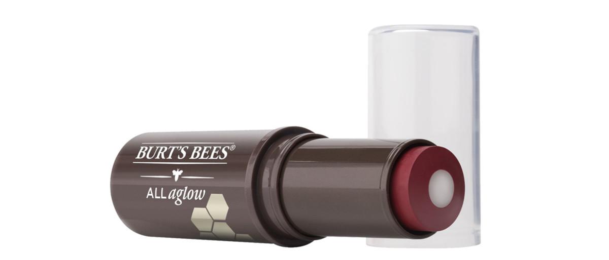 Burt's Bees All Aglow Lip and Cheek Stick in Dahlia Dew