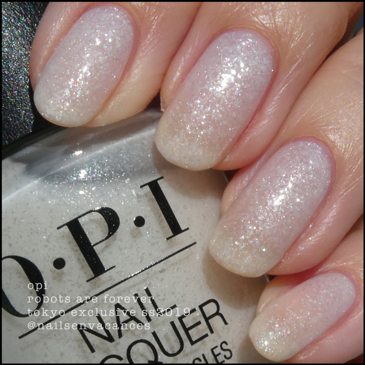 OPI Robots are Forever - OPI Tokyo Ulta Exclusives ss2019