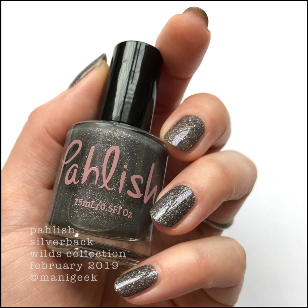 Pahlish Silverback - Pahlish Wilds Collection Feb 2019