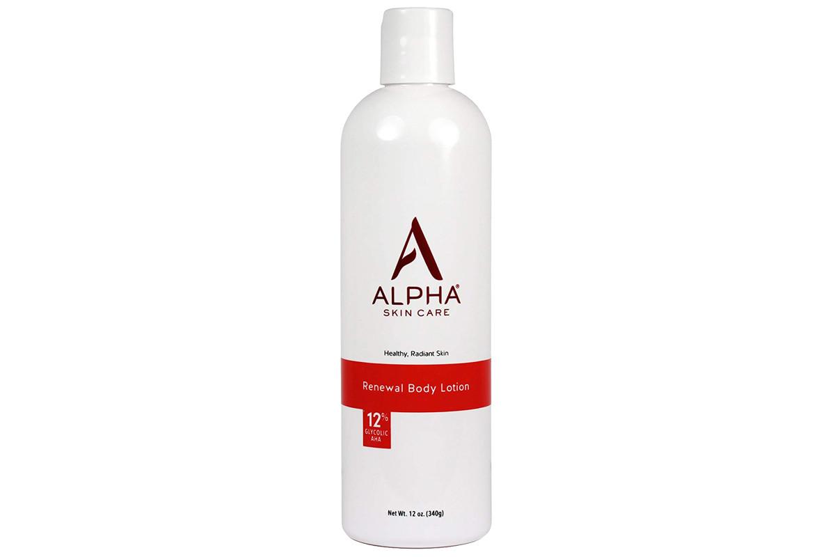 Alpha Skin Care Renewal Body Lotion 12% Glycolic AHA