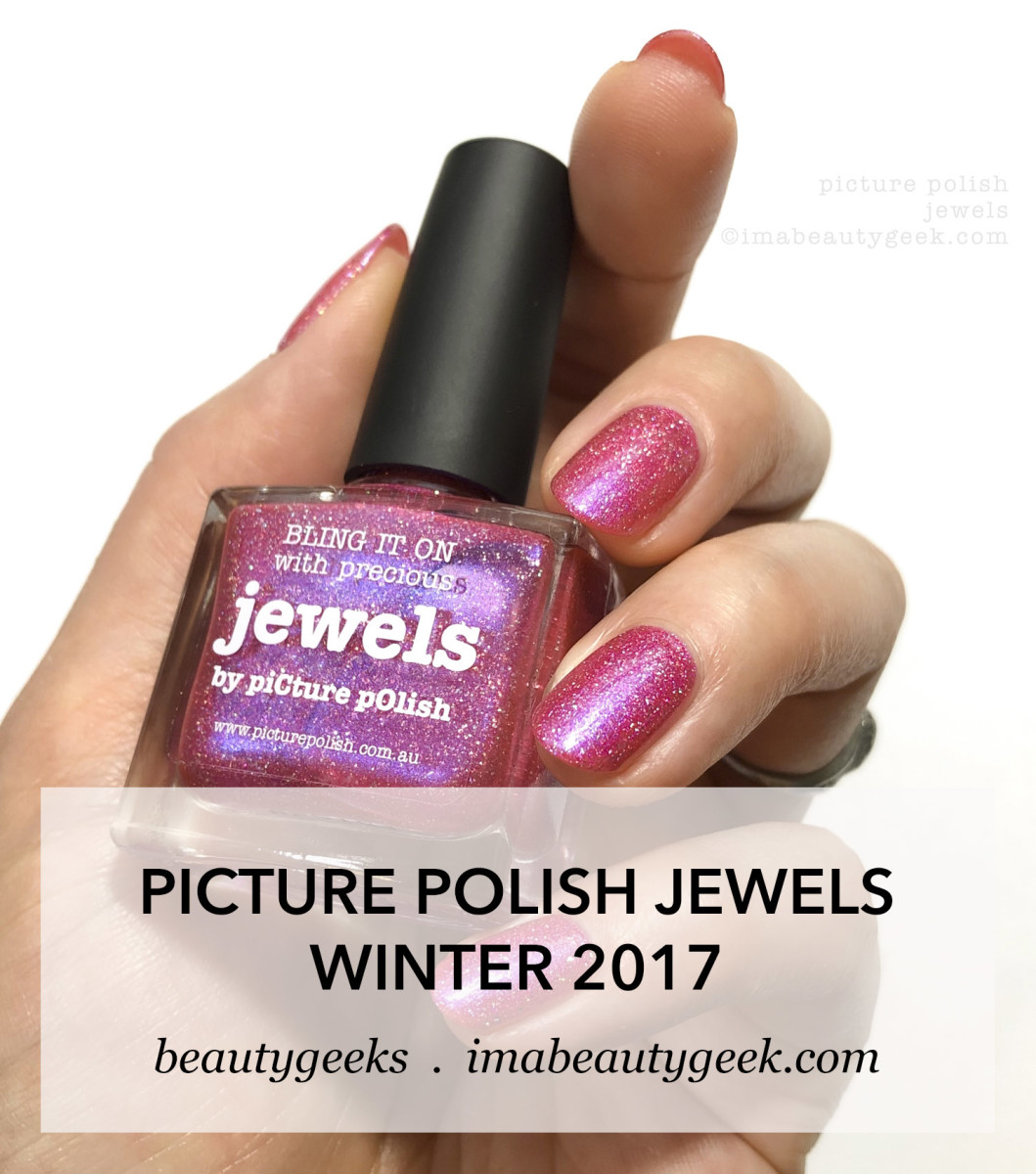Picture Polish Jewels H1 _ Picture Polish Winter 2017