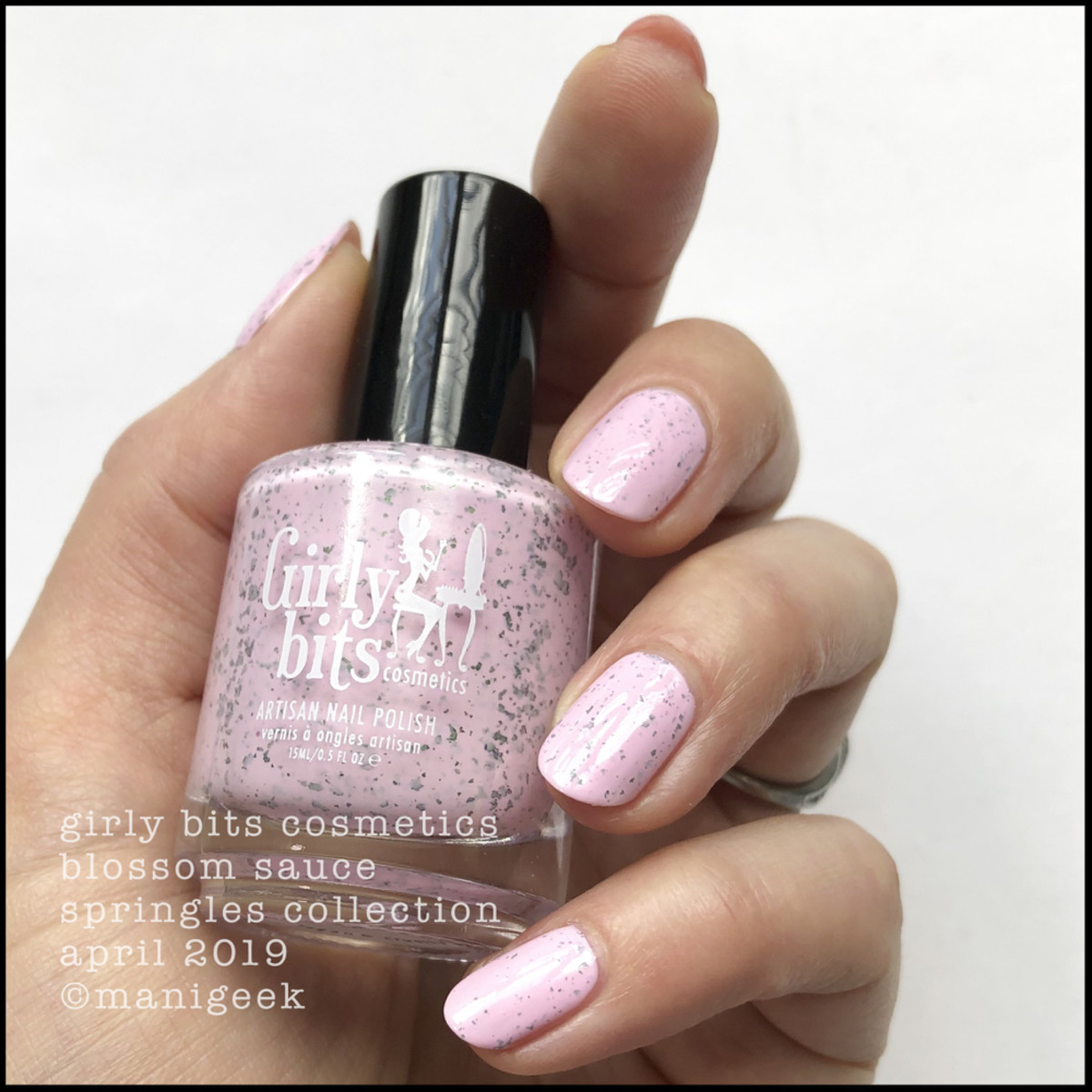 Girly Bits Blossom Sauce - Springles Collection 2019