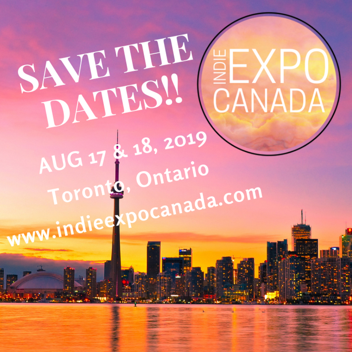 Indie Expo Canada 2019 August 17 18