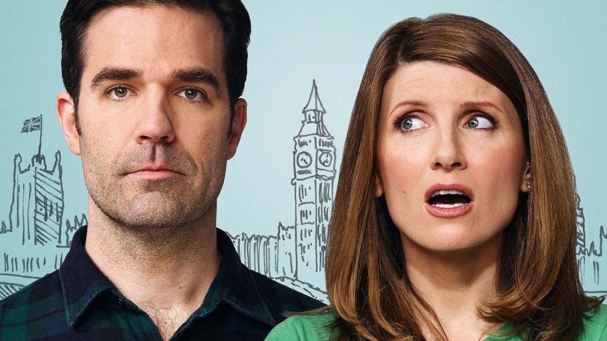 "Rob Delaney and Sharon Horgan star in ""Catastrophe,"" via Amazon Prime Video"
