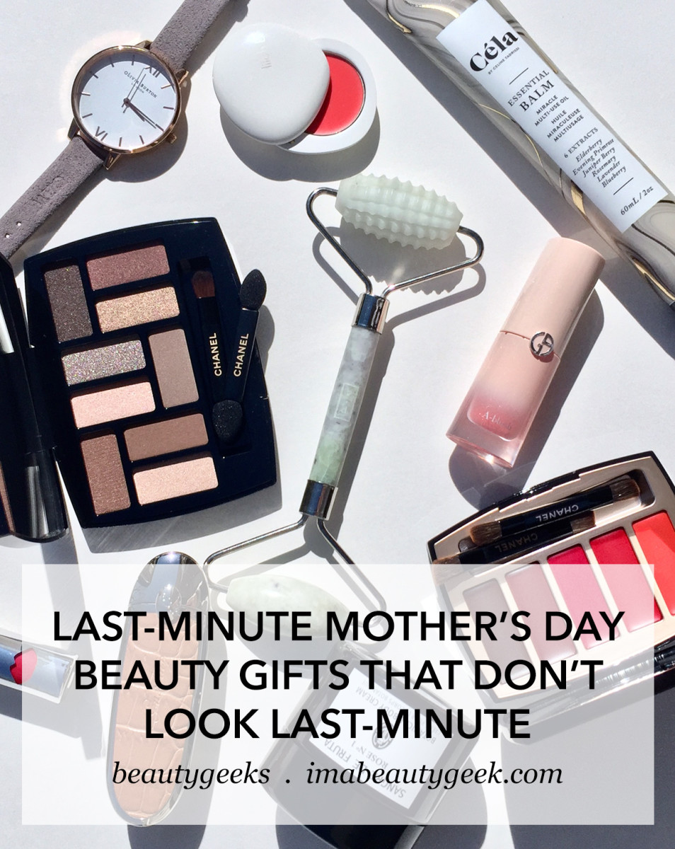 Last Minute Mother's Day Gifts 2019