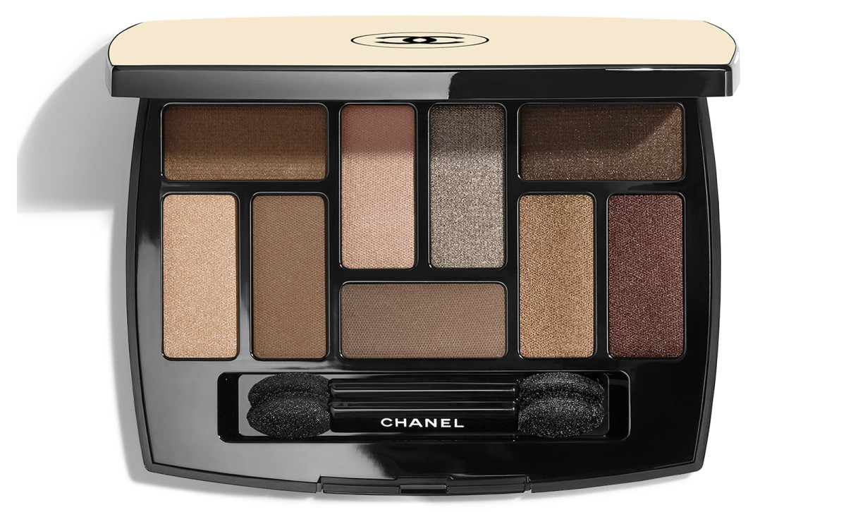 Chanel Les Beiges Natural Eyeshadow Collection palette