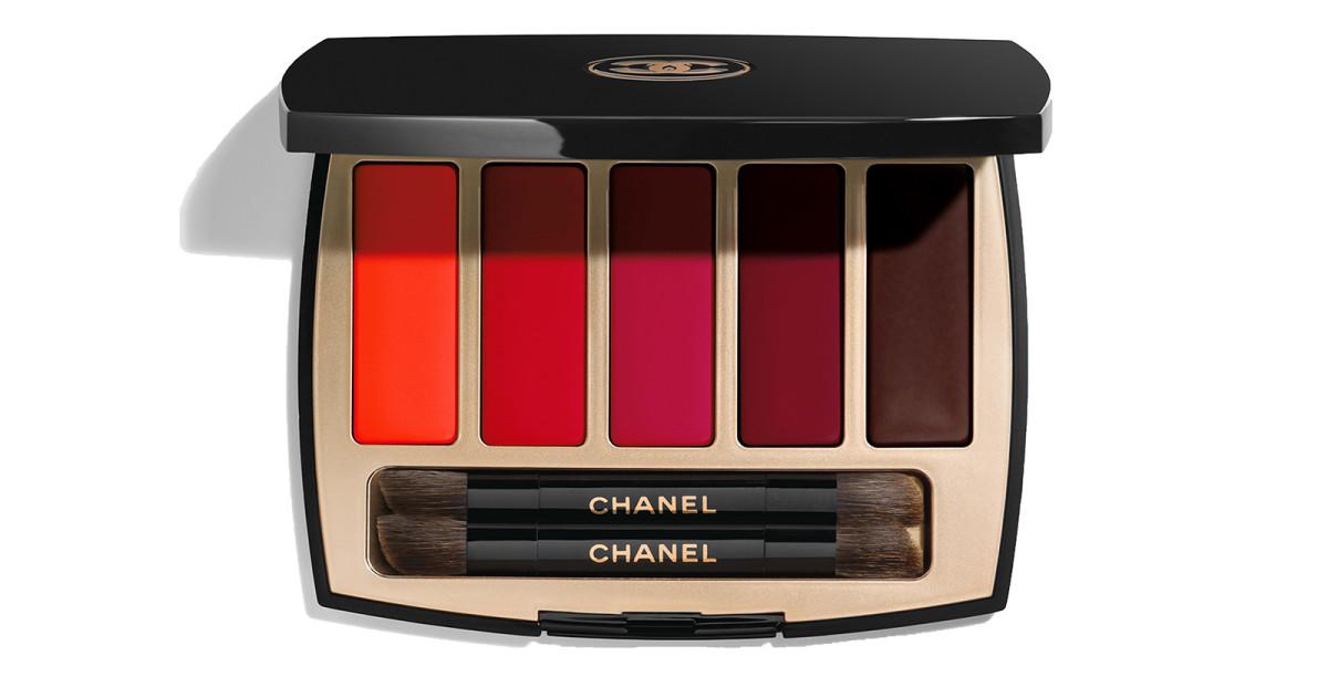 Chanel La Palette Caractère lipstick compact