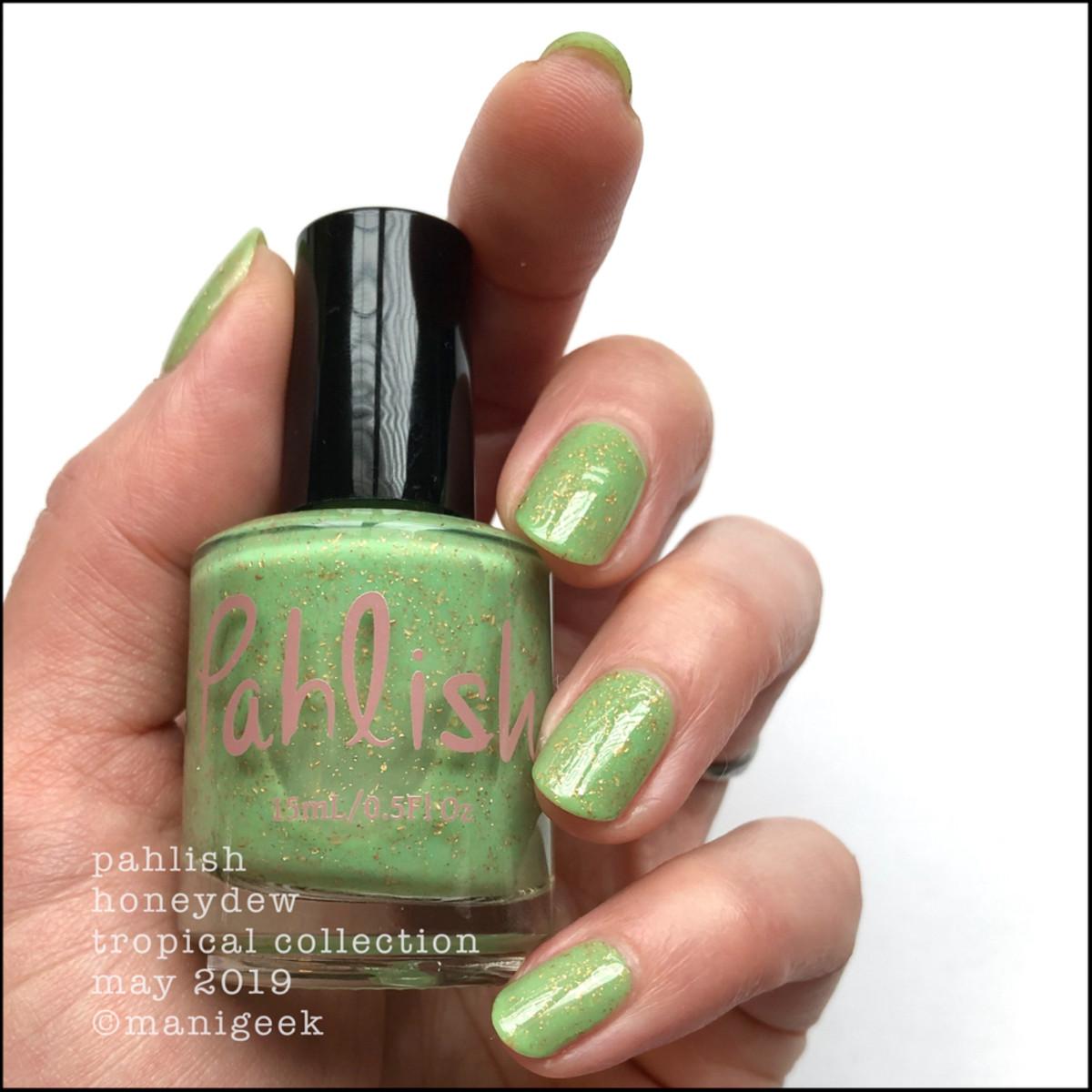 Pahlish Honeydew - Pahlish Tropical Collection May 2019