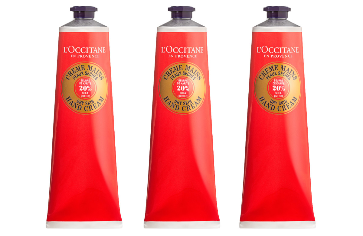 L'Occitane en Provence limited-edition Lunar New Year Shea Butter Hand Cream for Dry Skin
