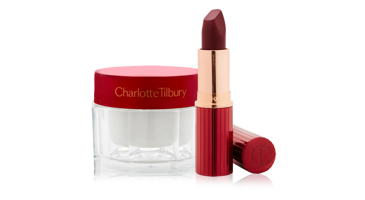 Charlotte Tilbury Lunar New Year limited-edition Magic Cream and Matte Revolution Magic Red