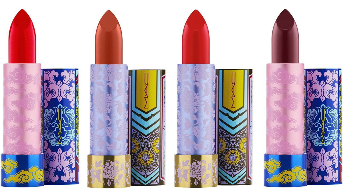 MAC Lunar Illusions Lunar New Year 2020 lipsticks