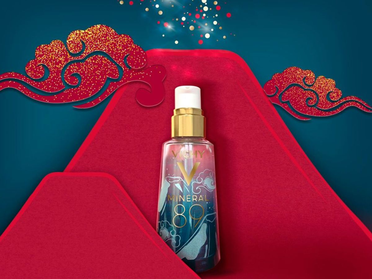 Vichy Lunar New Year 2020 limited-edition Mineral 89