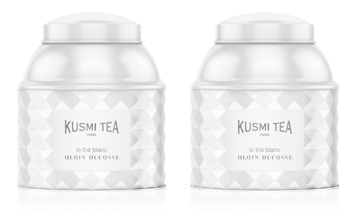 Kusmi Tea Alain Ducasse White Tea
