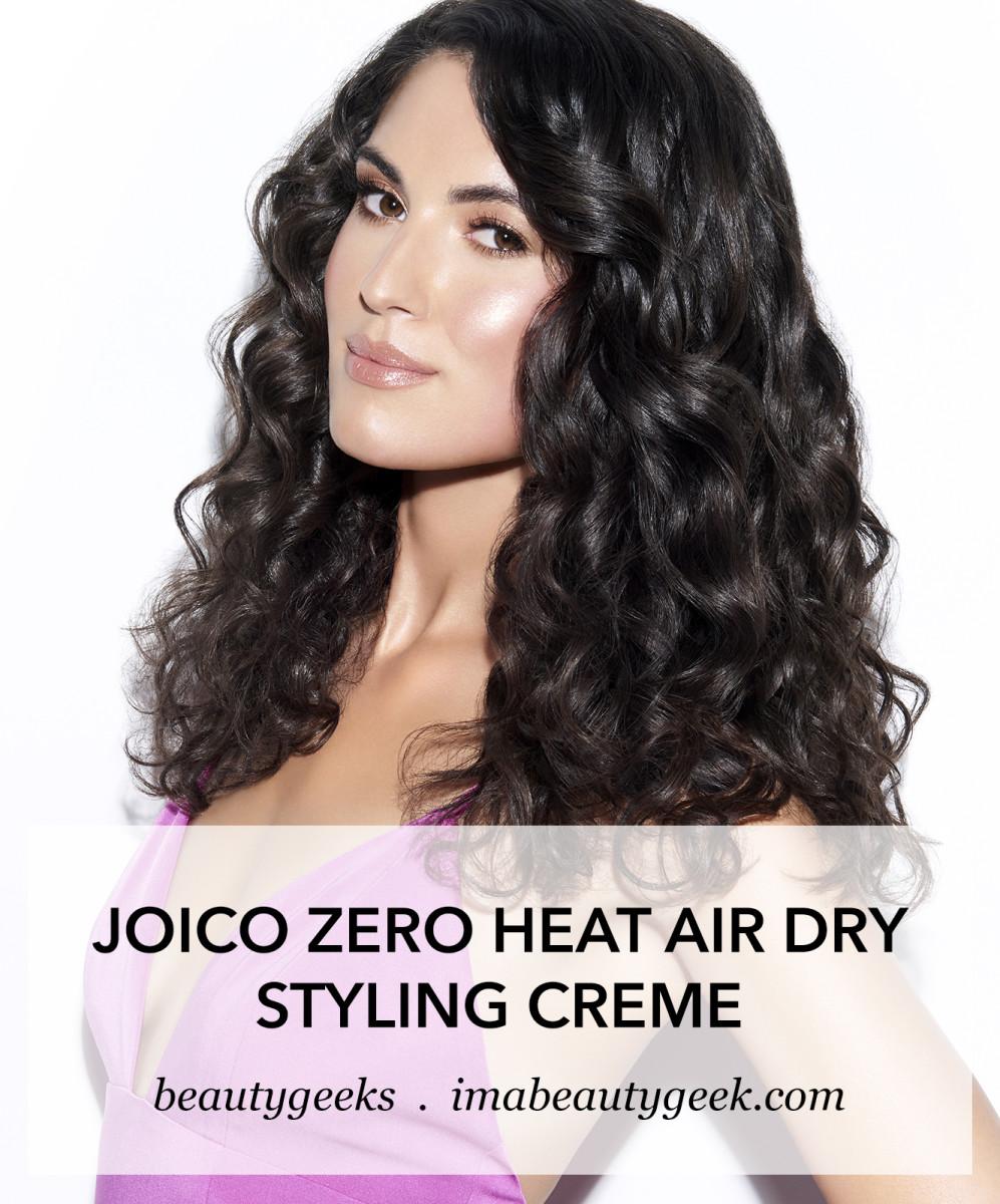 Joico Zero Heat review