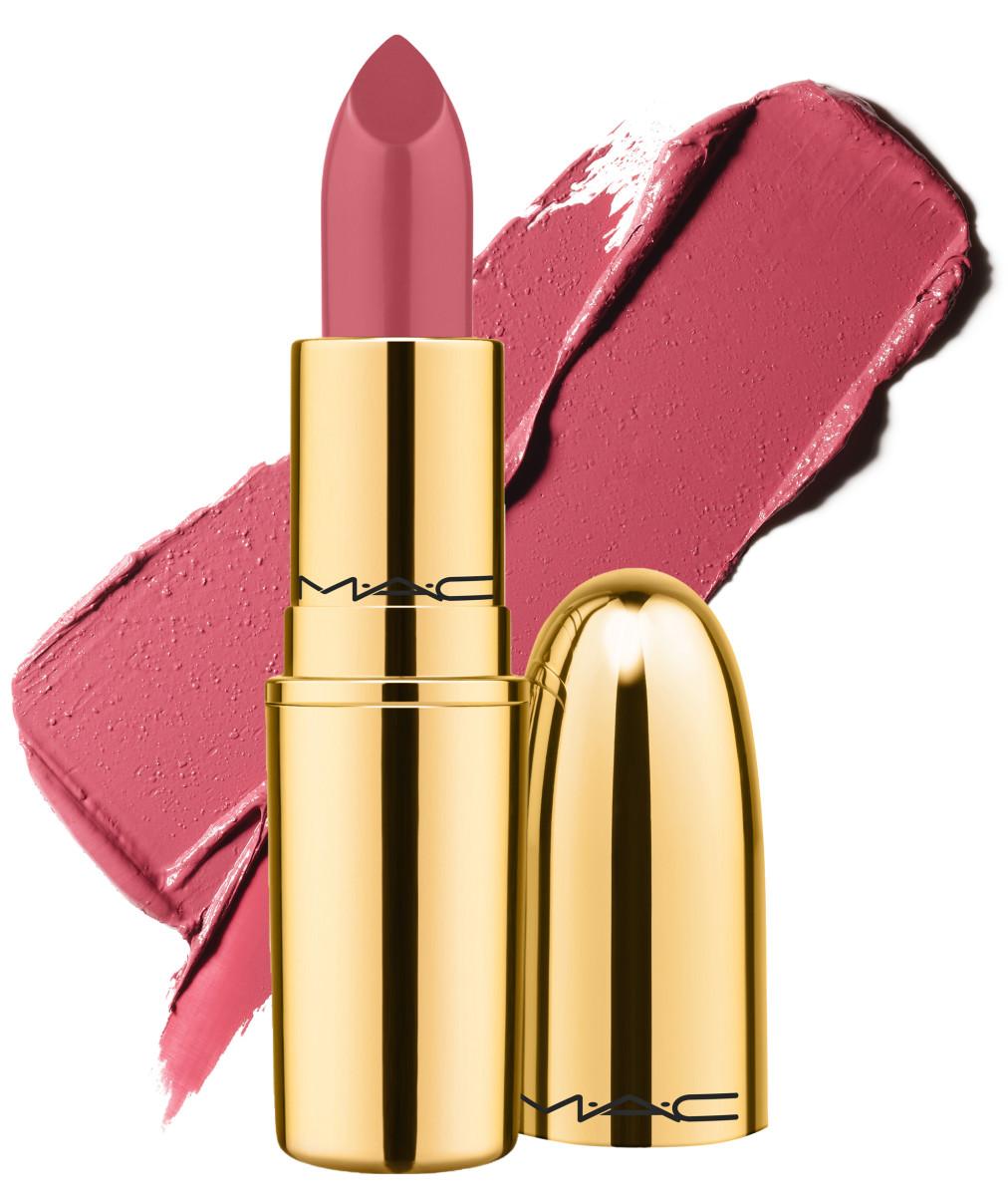 Tessa Virtue MAC Maker Lipstick, $25 CAD